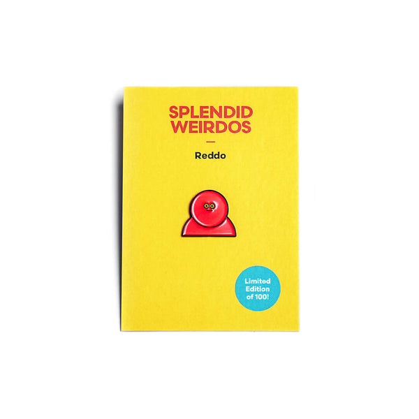 Splendid Weirdo - Soft Enamel Pin