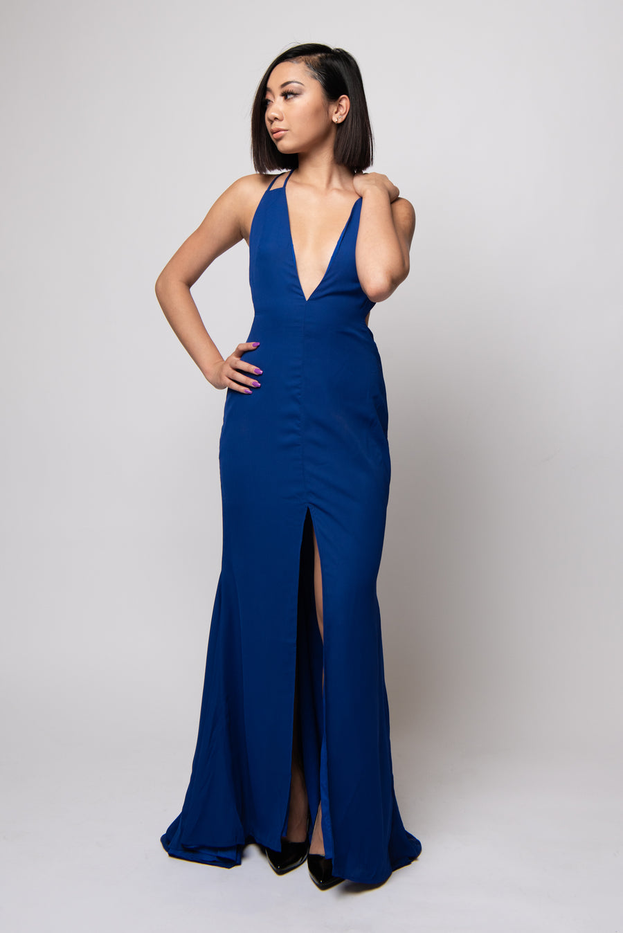 Melody Gown #Blue