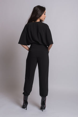 Amanda Jumpsuit #Black