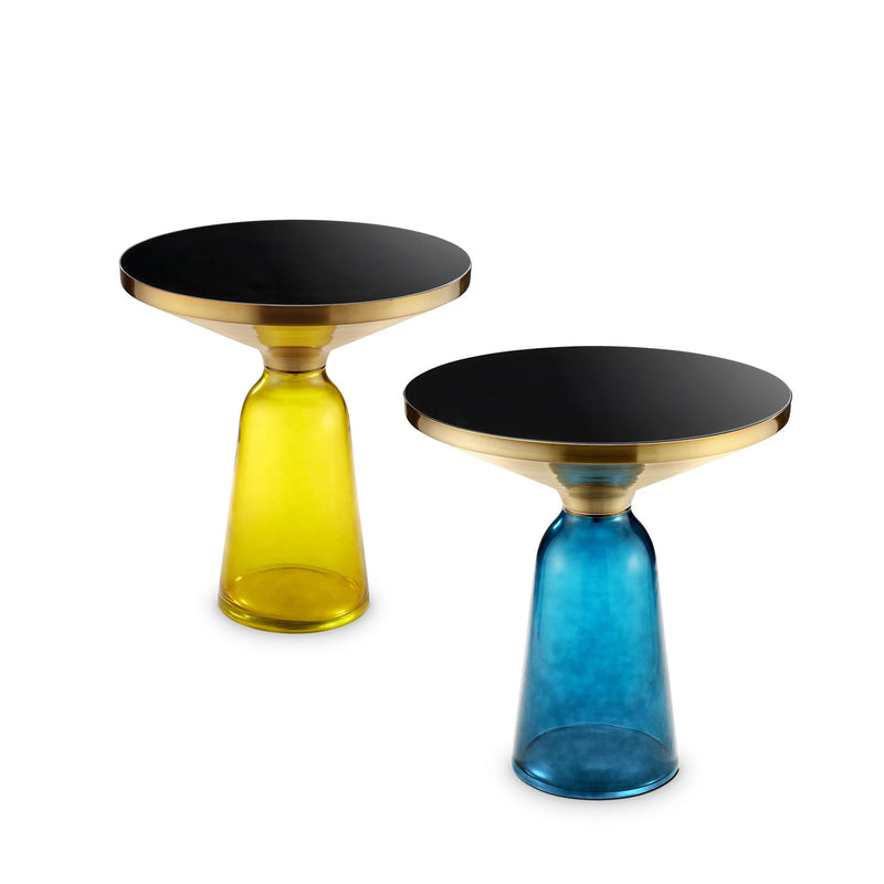 Shagreen Accent Table