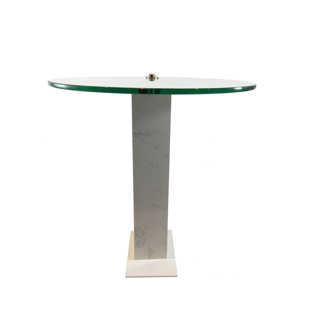 Butler Accent Table - Tall