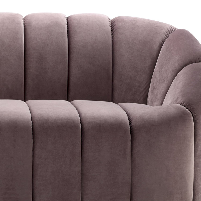 Channel Tuft Sofa
