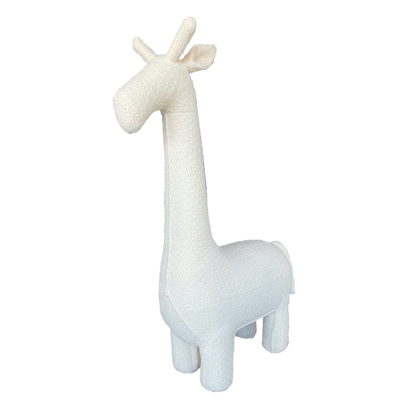 Giraffe Knit Stool