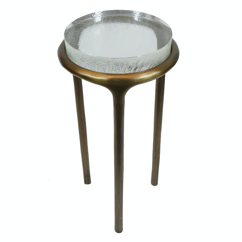 Lens Accent Tables