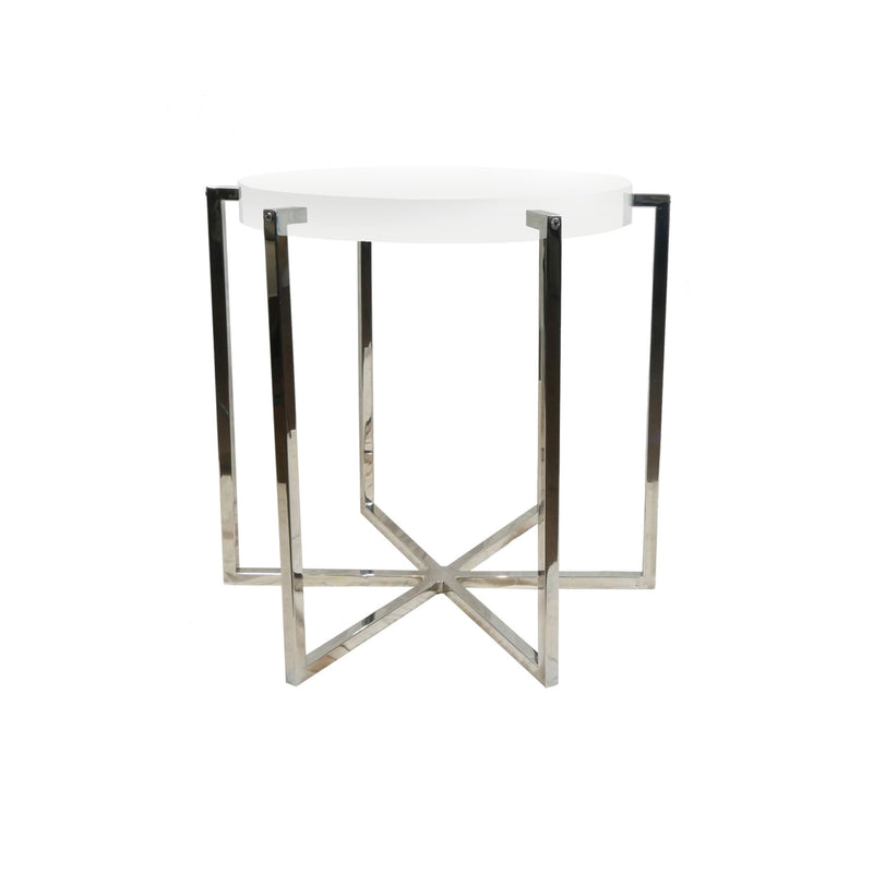 Waterfall End Table