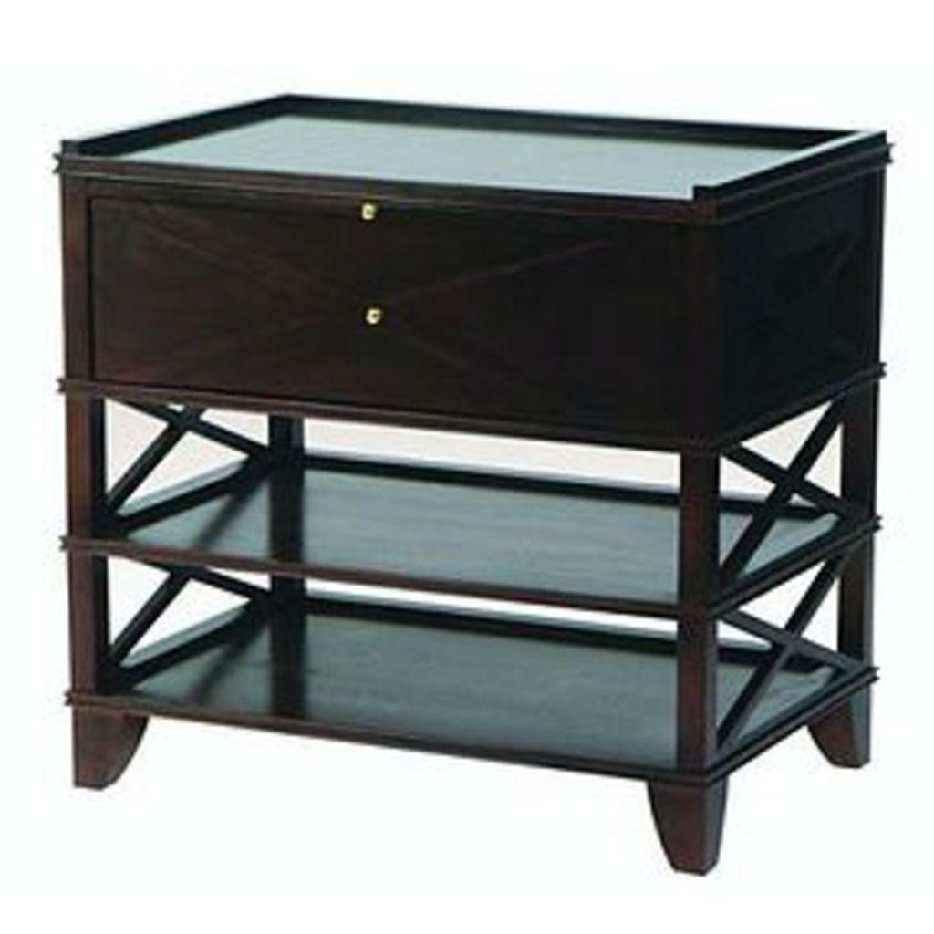 Manhattan Drawer End Table