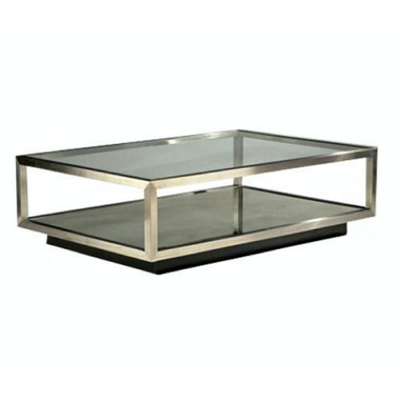 Mirror Cocktail Table