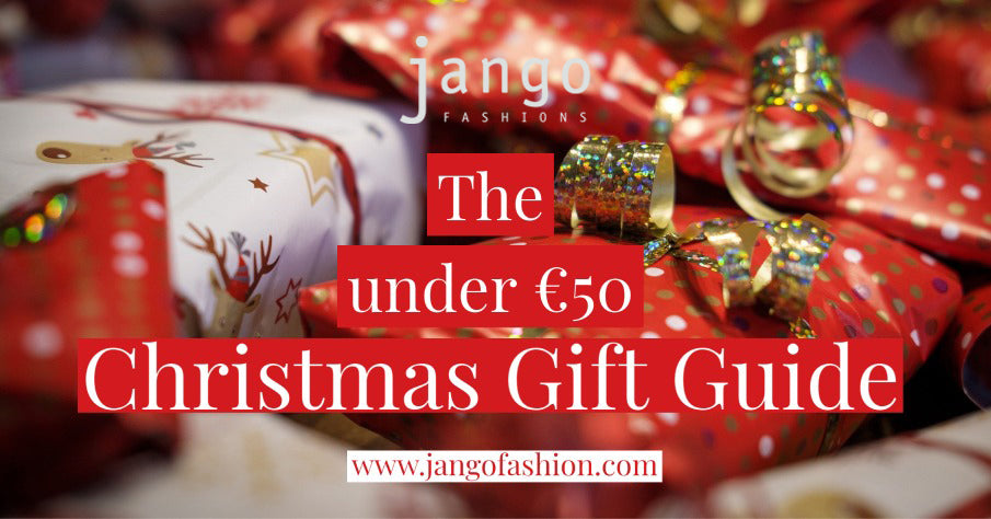 THE UNDER €50 GIFT GUIDE FOR CHRISTMAS 2020