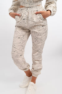 MIND MATTER NYLON TROUSERS