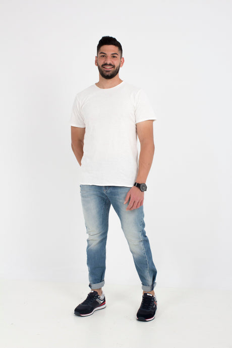 ARION DENIM TROUSERS