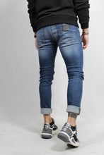 Load image into Gallery viewer, SAPPHIRE DENIM TROUSERS