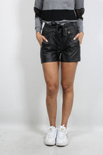Load image into Gallery viewer, LEATHER SHORTS