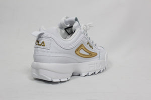 SNEAKER DISRUPTOR II METALLIC ACCENT