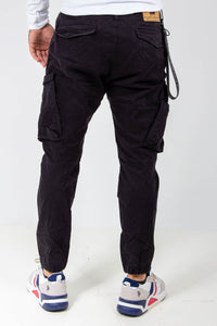 TROUSERS CARGO CROTON-1696