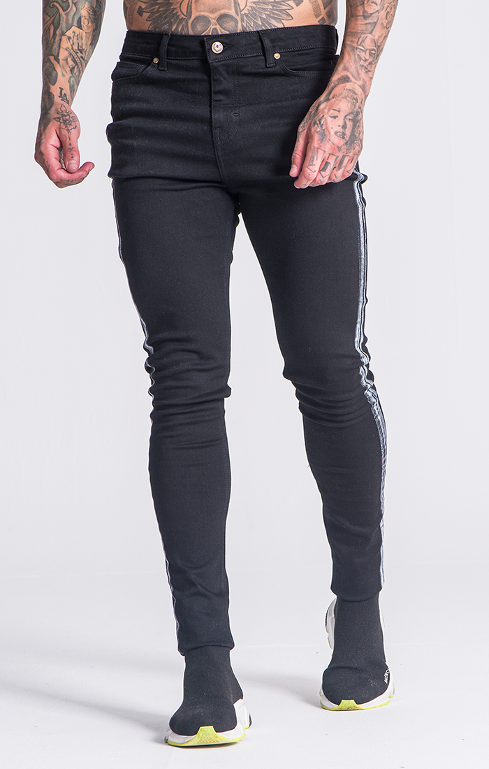 BLACK OBSESSION JEANS
