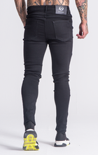 Load image into Gallery viewer, BLACK OBSESSION JEANS