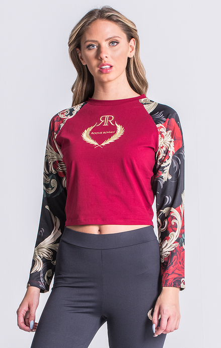 BURLESQUE LONG SLEEVE TEE