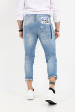 Load image into Gallery viewer, DENIM TROUSERS GARRAIA1