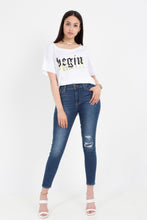 Load image into Gallery viewer, 720HIGH-RISE SUPER SKINNY JEANS