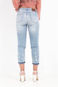TROUSERS JEANS P66MBQ2P7V