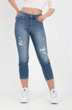 Load image into Gallery viewer, TROUSERS JEANS P66MBQ2W2F