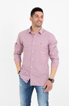 Load image into Gallery viewer, FLEX MINI GINGHAM SHIRT