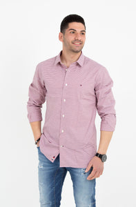 FLEX MINI GINGHAM SHIRT