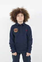 Load image into Gallery viewer, TOP USPA TEAM POLO LS