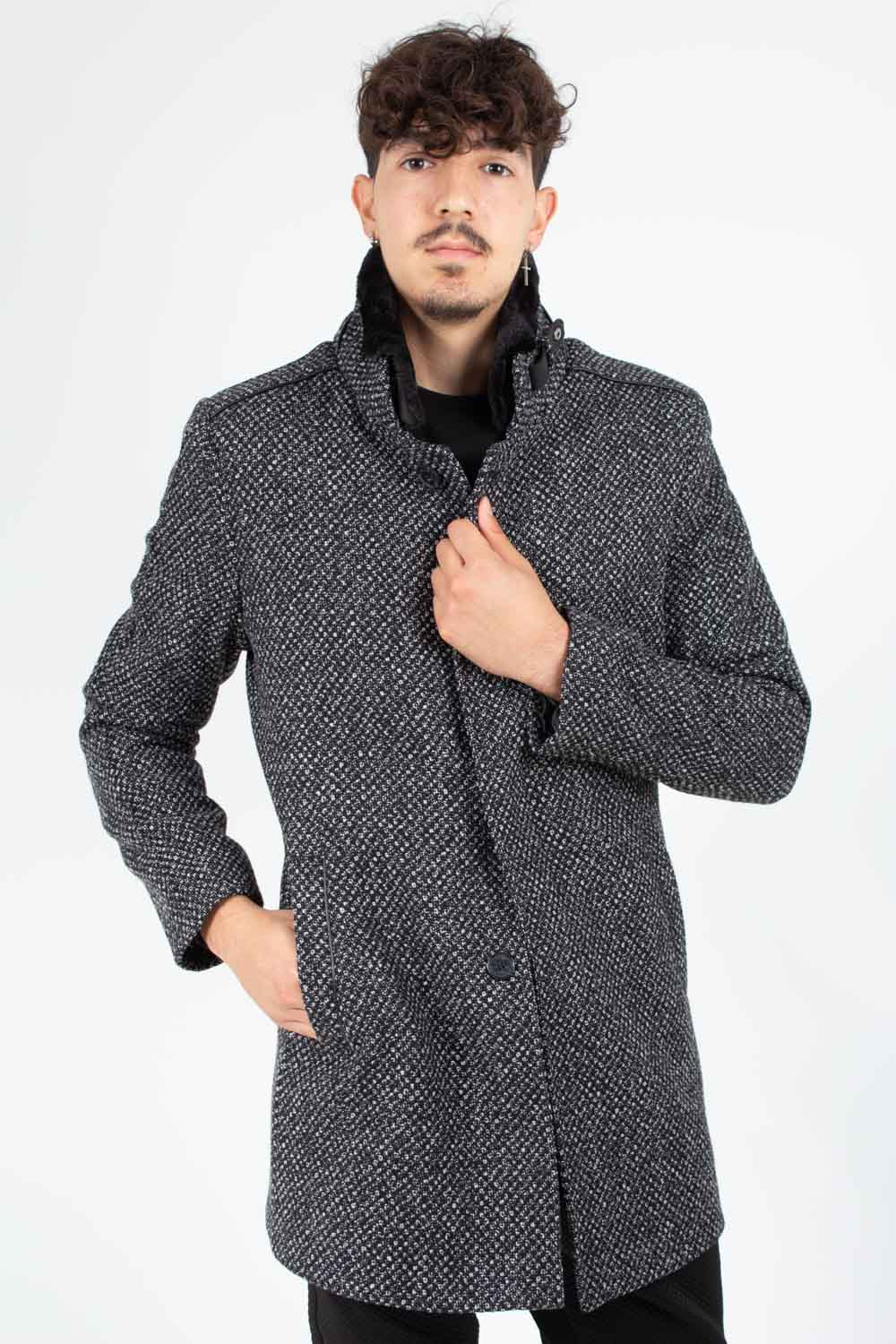 COAT REZZO BLACK
