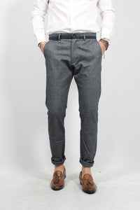 TROUSERS AZZURO-P