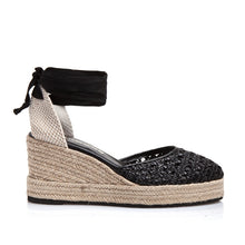 Load image into Gallery viewer, GRUMMAN HEELED ESPADRILLES