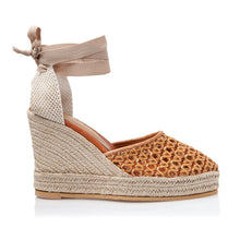 Load image into Gallery viewer, SANTE HEELED ESPADRILLES