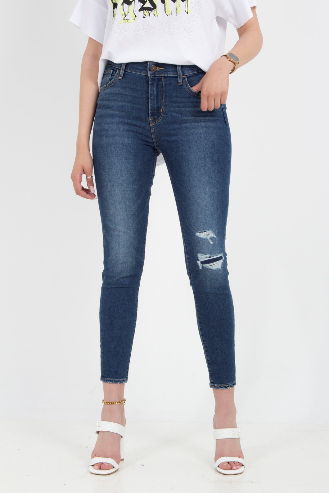 720HIGH-RISE SUPER SKINNY JEANS