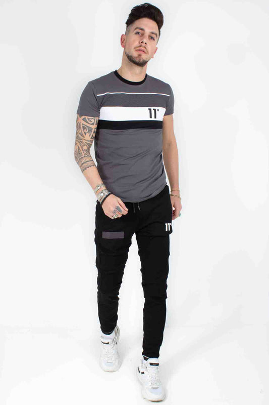 EON FADE LOGO JOGGERS SKINNY FIT