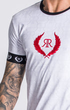 Load image into Gallery viewer, NEUTRAL RR MONOGRAM TEE