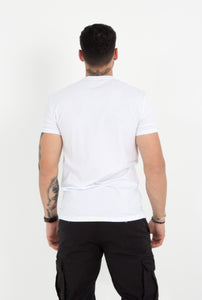 SLIM-FIT CREW-NECK T-SHIRT