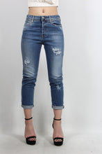 Load image into Gallery viewer, DENIM TROUSERS TINA-120
