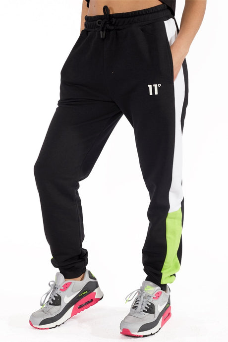 SLIM FIT PANEL JOGGERS