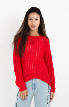 Load image into Gallery viewer, KNITTED TOP MAGLIA