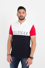 Load image into Gallery viewer, HILFINGER COLORBLOCK REGULAR POLO