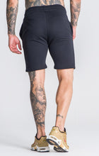 Load image into Gallery viewer, BLACK CORE RR SWEATSHORTS
