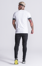 Load image into Gallery viewer, WHITE OBSESSION TEE