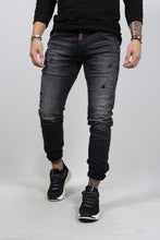 Load image into Gallery viewer, BLACK JEANS LANDON 4
