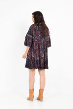 Load image into Gallery viewer, SEVILLE PRINT BETTY DRESS
