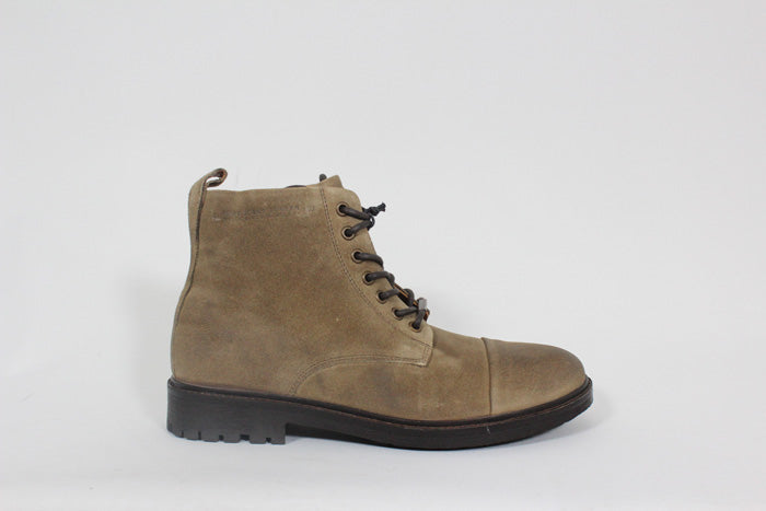 SHOES PORTER BOOT SUEDE