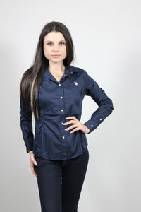 US POLO BASIC SHIRT LS