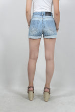 Load image into Gallery viewer, DENIM SHORTS JACKIE-126-P