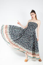 Load image into Gallery viewer, KALANI PRINT SALSA MAXI DRESS