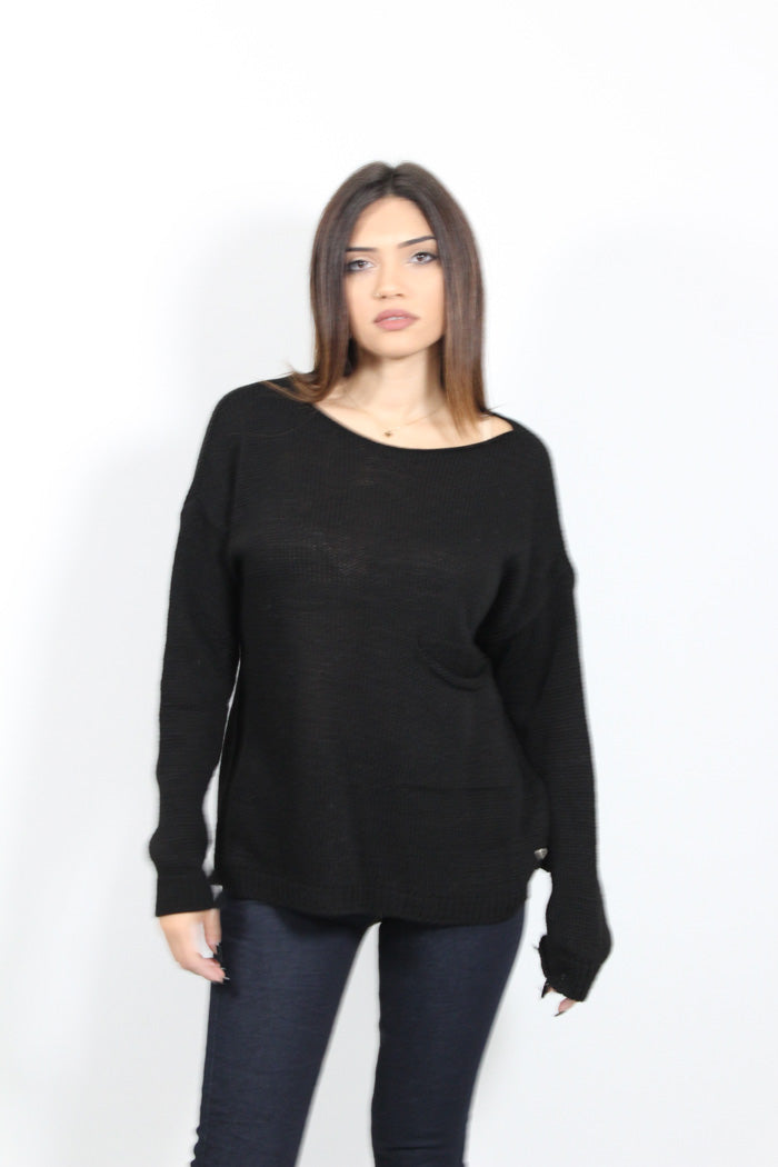 KNITED TOP M65037537