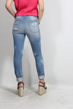Load image into Gallery viewer, TROUSERS JEANS P372PIDD02
